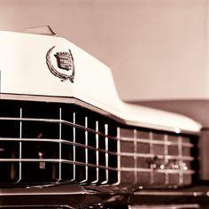 1967 Cadillac Eldorado- The beauty of big grills and hide-away headlights.