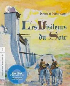 Criterion Collection Les Visiteurs Du Soir (Blu-ray Disc)