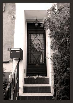 Door, Nantes, 2012