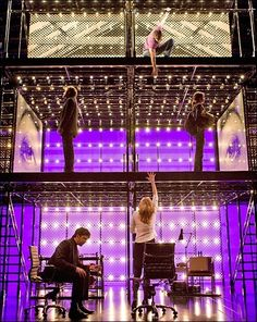 Next To Normal -'Catch me I'm falling.' Something about this show grips my heart like no other. -j