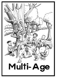 Multi-Age Lapbooks: units for all subjects