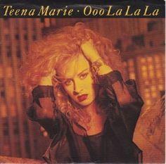 Teena Marie Ooo La La La by Acvintagevinyl on Etsy