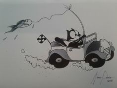 "Popeye COLOR ART 8.5x11/"" print sketch comic drawing Parrish sailor city hero"