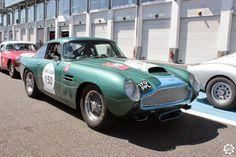 #Aston_Martin #1DB4 #GT de 1960 participant au #TourAuto 2015 photographiée sur le #circuit de #magny_cours. Article complet : http://newsdanciennes.com/2015/04/21/grand-format-news-danciennes-a-magny-cours-pour-le-tour-auto/ Issu de l'article : Tour Auto 2015 à Magny Cours par News d'Anciennes #ClassicCar #Voiture #Ancienne