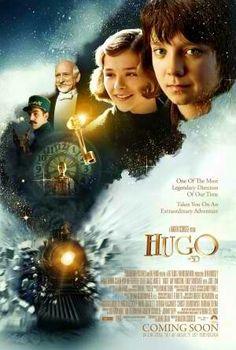 Hugo. Johnny Depp produced