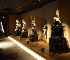 We visit the awesome new Samurai Museum in Shinjuku