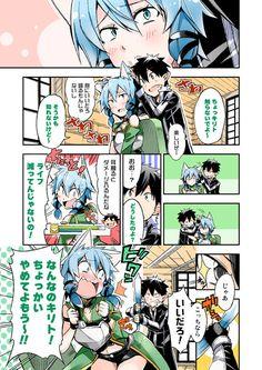 Kirito, dude, like. the fuck, man? Mai Waifu, Kirito Sao, Sword Art Online Wallpaper, My Little Pony Cartoon, Sword Art Online Kirito, Accel World, Chica Anime Manga, Custom Gundam, Anime Crossover