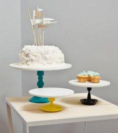 Suporte para colocar Cupcakes 1 | Solteiras-Noivas-Casadas.blogspot.com.br