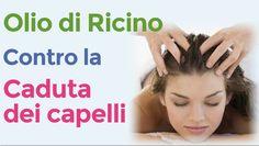 Olio di ricino per fermare la caduta dei capelli / Rimedio naturale cont...