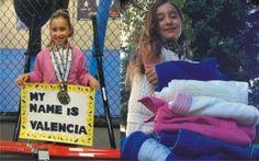 7-year-old girl creates project to collect BJJ kimonos (Gi's) for children of needy communities.  #jiu-jitsu #fight #social #martialarts #art #project #Brazil #brazilian #liverpool #newyork