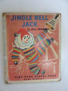 Jingle Bell Jack Miss Frances Ding Dong School Book