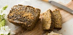 Pumpkin and Caraway Bread image