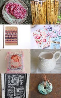 Favourites from Afternoon TEA & Chattter by Julia from Catch A Dragonfly --Pinned with TreasuryPin.com