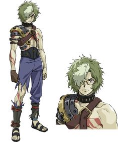 Ikoma from Kabaneri of The Iron Fortress