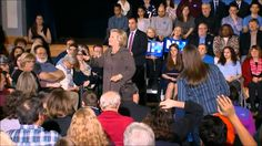 """Hillary Clinton """"You are VERY RUDE"""" to Protester Gary IN. (1/3/16)"""