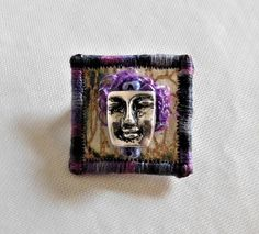 Inchie Pin by BarbarasArtQuilts on Etsy