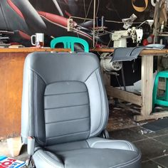 Sarung jok mobil permanen | Tokko Chair, Decor, Decoration, Stool, Decorating, Chairs, Deco
