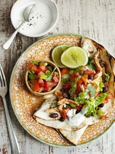 Mexican chicken chilli | Chicken recipes | Jamie Oliver
