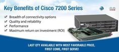 Last qty for EOS Cisco 7200 Series Router / Router-Switch---Last qty of Cisco 7200 Series available in stock,and popular Cisco 7600 series here also: Save you more purchasing cost, pls catch the chance.
