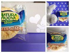 Gallette di mais gustose e fragranti, preparate con ingredienti naturali, in pratiche confezioni monoporzione. 100% Mais Italiano - da Agricoltura Biologica. Le avete trovate nella Nonabox di giugno!