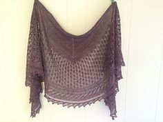 Ravelry: Renewal pattern by Jessica Miles
