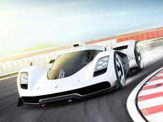 Autobild der Woche: Porsche GT Vision 906/917