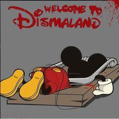 #dismaland.....a different carnival