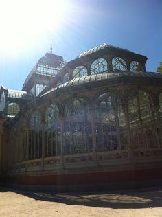 Palaco Cristal, Madrid