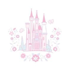 Disney Baby Cinderella Wall Decals >>> Click image to review more details. (Note:Amazon affiliate link) #WallDecor