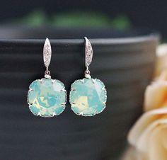 Bridesmaids Gift Wedding Bridal Earrings by earringsnation on Etsy, $28.80