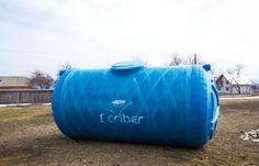 Rezervoare apă uzată