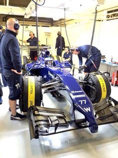 2014 Williams car