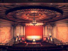 The Castro Theatre, San Francisco, 2014.