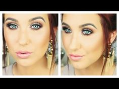 Daytime Glam For Every Woman - Makeup Tutorial - YouTube