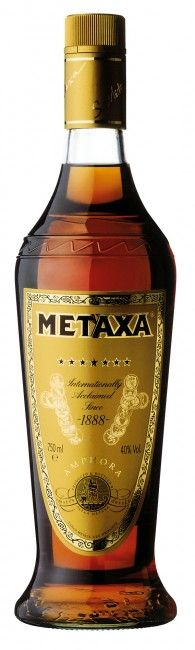 Metaxa - nectar of the Gods. Once tasted never forgotten. That is Greek brandy.