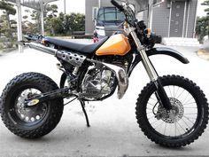Scrambler Custom, Scrambler Motorcycle, Custom Motorcycles, Cars And Motorcycles, Motocross Baby, Motocross Bikes, Klr 650, Motorcycle Types, Cb750