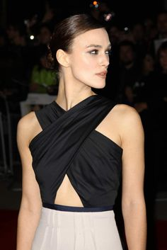 """Keira Knightley at the UK premiere of A Dangerous Method"""", London"""