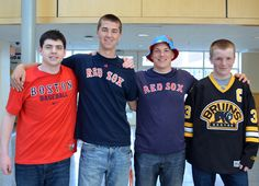 "Following the tragic events that occurred at the Boston Marathon on Monday, April 15, 2013, the Xaverian community joined the world in their desire to help the victoms. Senior Jordan Bayuk coordinated a ""Dress Down"" day to support The One Fund Boston, Inc. Students were encouraged to make a significant donation and to wear Boston attire in order to show their support. Their efforts paid off with $6,409.30 raised."