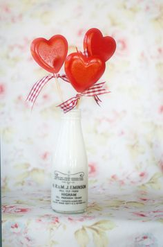Make hubby Valentine's gift.