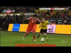 BORUSSIA DORTMUND BAYERN MÜNCHEN 0:3 ALL GOALS 23.11.2013 - Borussia Dortmund vs Bayern München 0:3 - YouTube