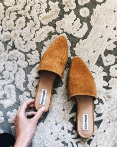 lauren sims nordstrom anniversary sale public access style nsale public access: my top 20 purchases - Lauren Kay Sims Trendy Shoes, Cute Shoes, Women's Shoes, Me Too Shoes, Shoe Boots, Asos Shoes, Leather Slip Ons, Suede Leather, Nordstrom
