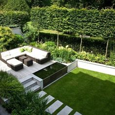 40 Wonderful And Modern Garden Architecture Design Ideas