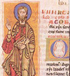 El Codex Calixtinus es un manuscrito medieval, de mediados del siglo XII, que recibe su nombre de la carta del Papa Calixto II con la que comienza el texto. Se compone de cinco libros, siendo el quinto el más significativo ya que en él, distribuido en diez capítulos, se expone una especie de primitiva y precisa guía para los peregrinos que hacían el Camino de Santiago.