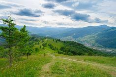 Yaremche - Makovytsya by Vadym Melnichenko on Ukraine, Mountains, Landscape, Nature, Travel, Viajes, Naturaleza, Destinations, Traveling