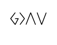 God is Greater Than the Highs and Lows Permanent/Glossy Vinyl