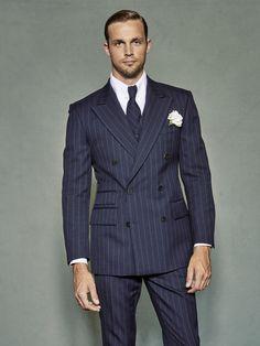 # fashion for men # men's style # men's fashion # men's wear # mode homme Dress Suits, Men Dress, Mode Costume, Herren Style, Three Piece Suit, 3 Piece, Herren Outfit, Mens Fashion Suits, Men In Suits