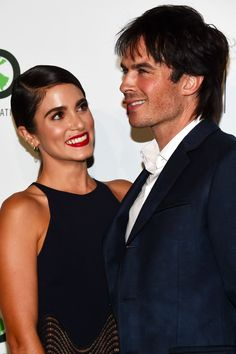 Make No Mistake, Ian Somerhalder and Nikki Reed Are 1 Hell of a Good-Looking Couple