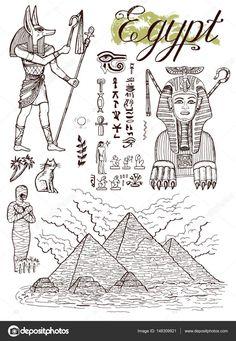 Výsledek obrázku pro Egyptský pyramidy