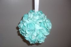 tiffany blue pomander