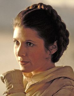 Princess Leia Organa Solo - Who doesn't love the original Star Wars trilogy?!